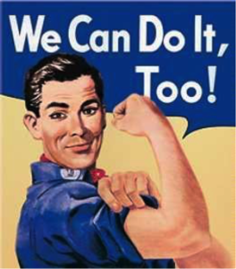 We can do it too!