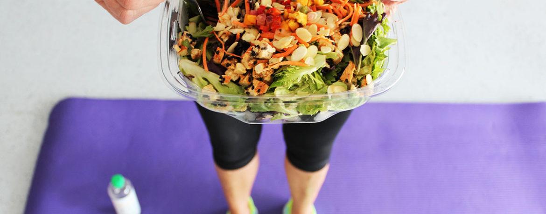 étkezés edzés után
