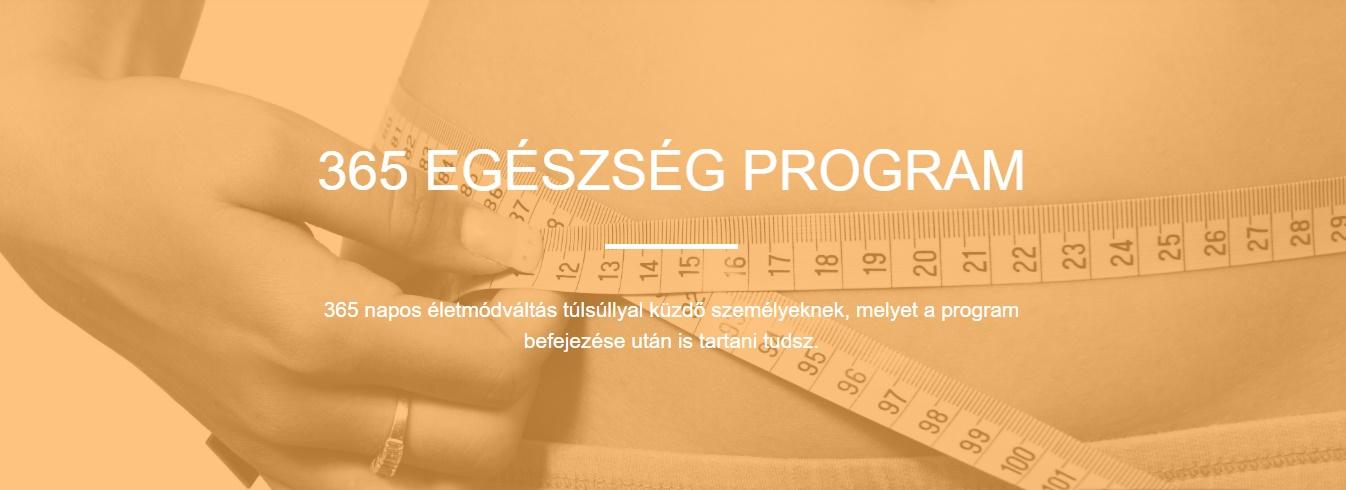 365 egészség program